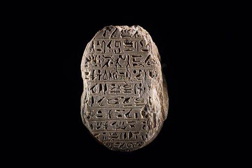 Hieroglyphs, Egypt, Stone, Art, Old, Egyptian, History