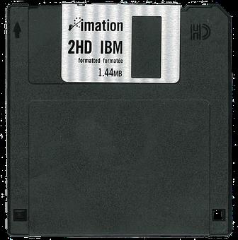 Floppy Disk, Computer Disk, Floppy, Disk, Disc, Data
