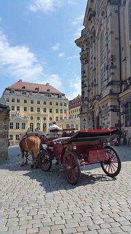 Dresden, Church, Dresden Frauenkirche, Frauenkirche
