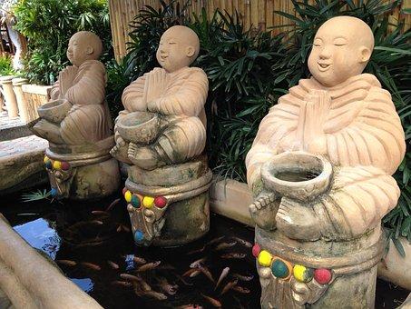 Buddha, Philippines, Restaurant, Asia, Laguna