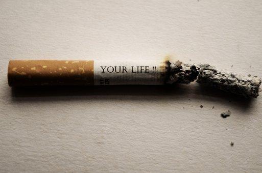 Your, Life, Cigarette, Smoking, Habit, Addiction
