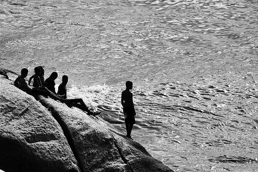 Rio De Janeiro, Overcoming, Mar, Beach