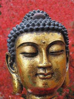 Buddhism, Siddhartha Gautama, Buddha, Head, Religion