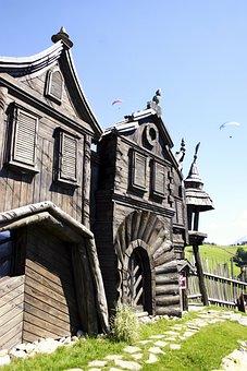 Donovaly, Habakuky, Slovakia, Fairy Tales, House