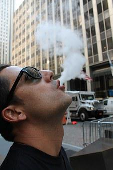 Smoke, Effect, Perspective, Male, Person, Street, Urbal