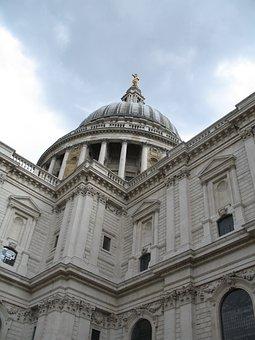 London, St Pauls, Travel, Architecture, Uk, England