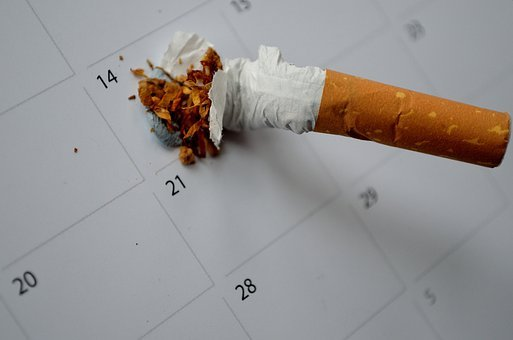 Your, Stop, Date, Decision, Life, Cigarette, Smoking