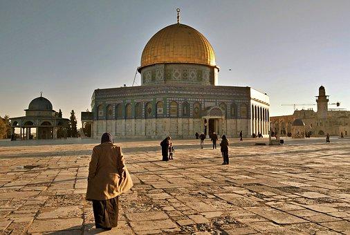 Al-aqsa, Mosque, Jerusalem, Israel, Islam, Architecture