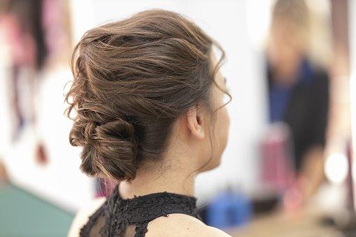 Hairdresser, Barber, Salon, Hair, Design, Style, Woman