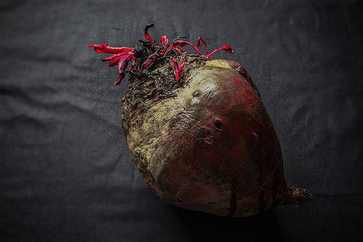 Black Background, Food, Vegetables, Beets, Dining Room