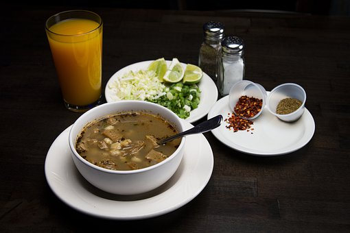 Mexican Food, Lunch, Dinner, Tasty, Delicious, Menudo