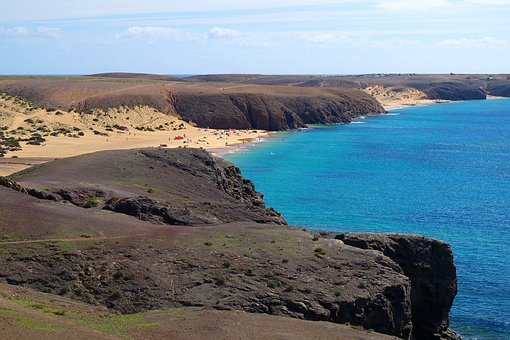 Lanzarote, Volcanic, Nature, Canary Islands, Spain