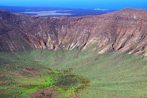 Lanzarote, Volcano, Landscape, Nature, Canary Islands