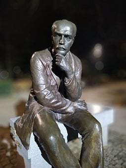 Monument, Stefan Zeromski, Zeromski