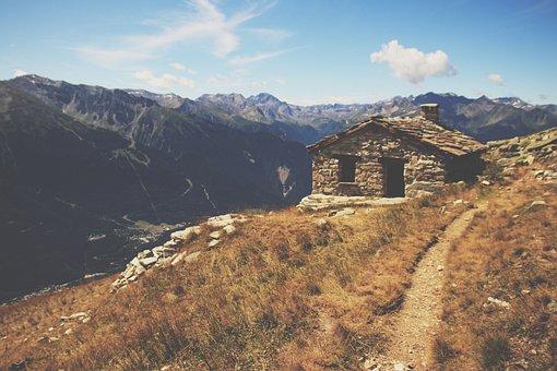 Mountains, France, Landscape, Travel, Nature, Calm