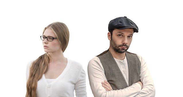 Couple, Argument, Crisis, Relationship, Conflict