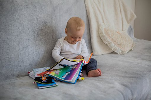 Baby, Books, Reading, Infant, Child, Book, Kid, Read