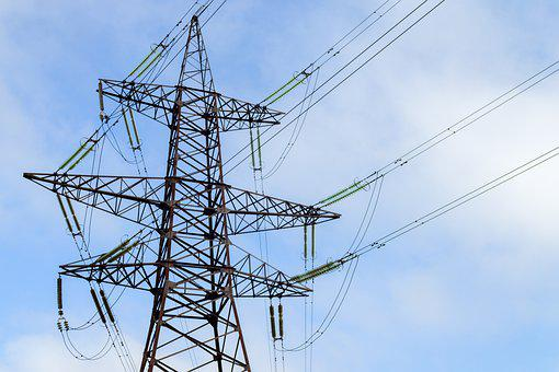 Energy, Current, Voltage, Post, Wire, Iron