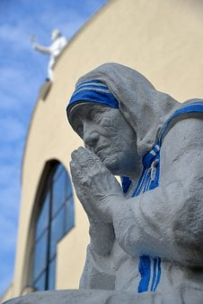 Mother Teresa, Albania, Church, Believe, Goodness, Help