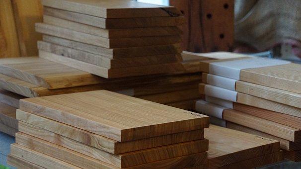 Breakfast Board, Market, Wood, Of Course, Ecologically