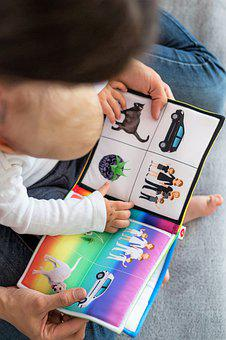 Book, Play, Child, Reading, Baby, Early Learning