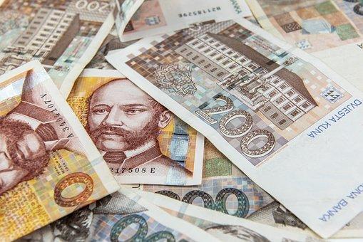 Money, Croatia, Banknote, Business, National, Kuna