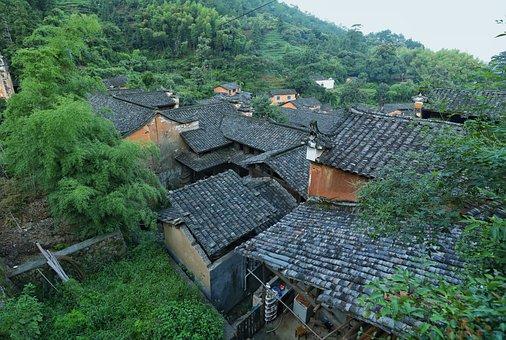 Village, China, The Ancient Village