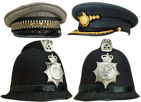 Peaked Cap, Cap, Uniforms, Cockade, Shaped, Officer