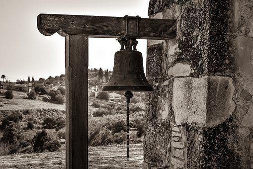 Bell, Church, Architecture, Religion, Building, Old