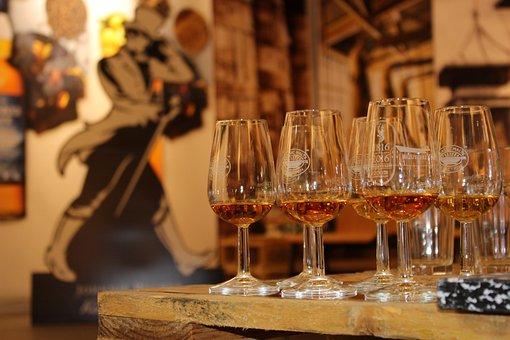 Johnny Walker, Whisky, Whiskey, Alcohol, Jim Beam