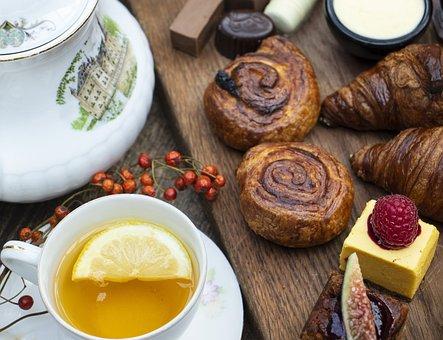 High Tea, Cake, Tea, Dessert, Sweet, Restaurant, Luxury