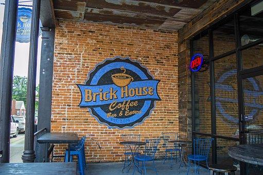Coffee Shop, Cafe, Brick House Coffee, Restaurant, Shop