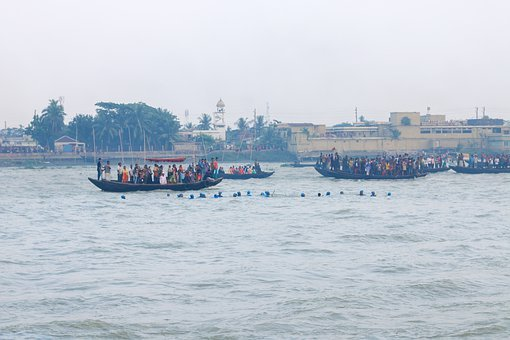 Boat, Traditional Boat Race, Water, River, Traditional