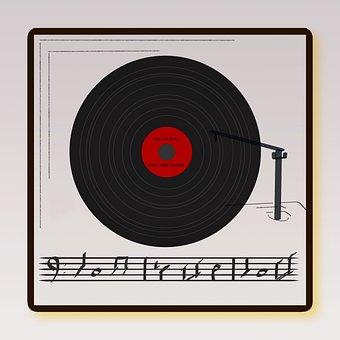 Album, Record, Turntable, Vintage, Lp, Vinyl, Musical