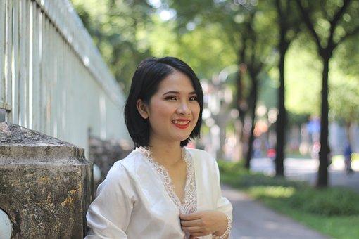 Vietnamese, Asian, Asia, People, Girl, Beautiful