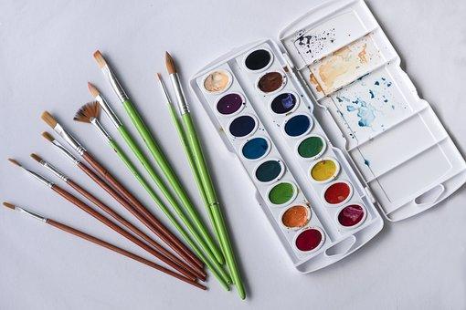 Paint, Painting, Paintbrush, Creativity, Brush, Design