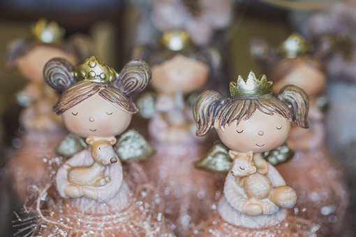 Christmas, Figures, Decoration, Dolls, Winter