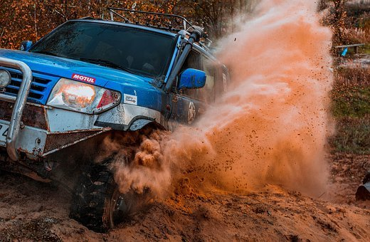 Offroad, Car, Local, Extreme, Adventure, Sand, Dirt