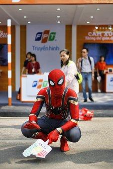 Spider Man, Spider, Man, Superhero, Spiderman