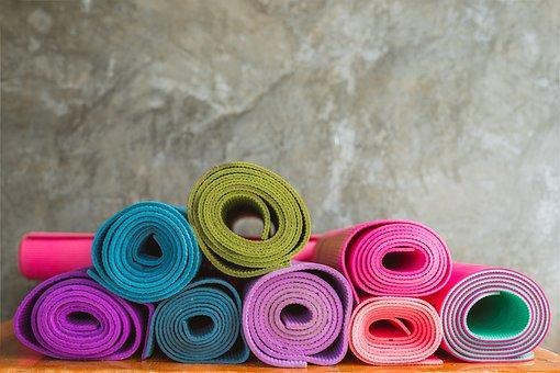 Yoga, Yoga Mats, Colorful, Sport, Mat, Yoga Mat