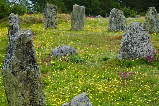 Ship Date Of The Deposit Of, Viking, Burial Ground