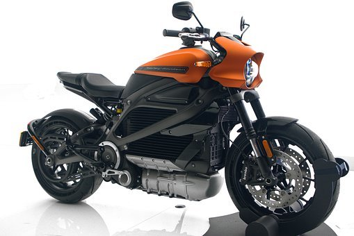 Motorcycle, Electric, Electric Motorcycle