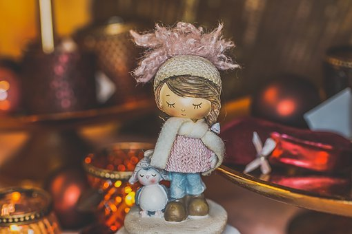 Christmas, Figure, Decoration, Cute, Advent, Winter