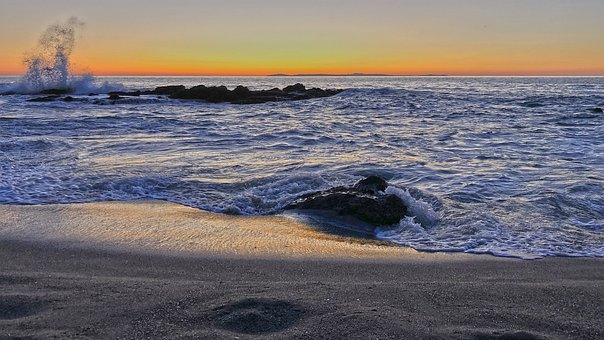 Ocean, California, California Ocean, California Coast