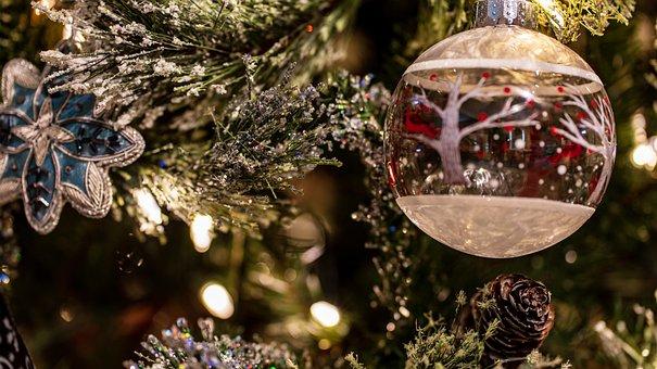 Christmas, Ornament, Tree, Decoration, Holiday