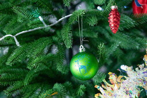 Christmas, Chtistmass Tree, Decoration, Deer
