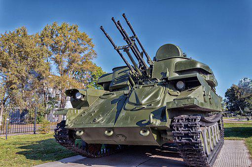 Aircraft, Army, Installation, Weapon, Soviet, Anti