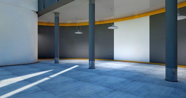 Input, Foyer, Lobby, Fair, Presentation, Interior
