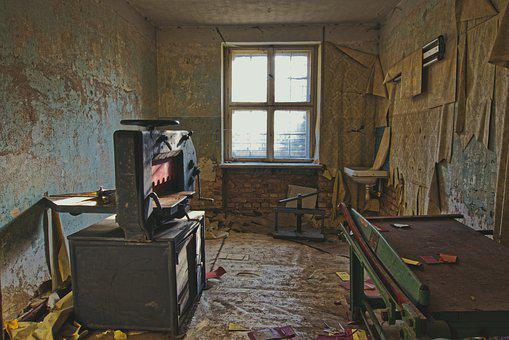 Lost Places, Lapsed, Abandoned Place, Old, Space