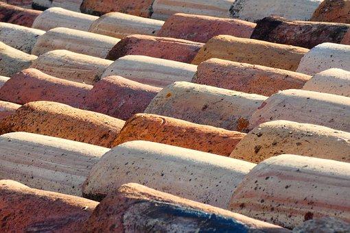 Terracotta Tiles, Roof Tiles, Terracotta, Tiles